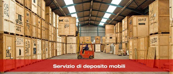 Deposito Mobili Milano