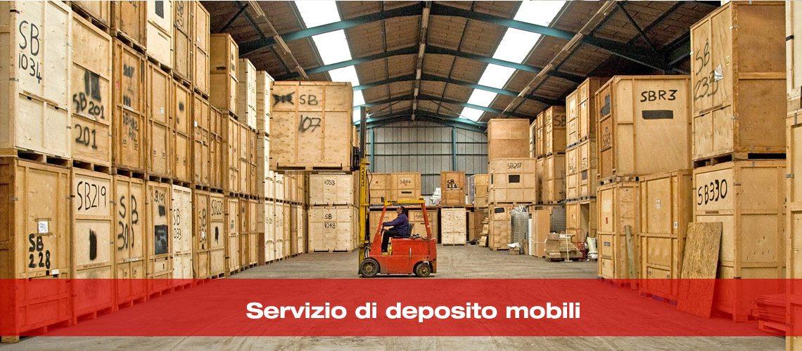 Servizio di Deposito Mobili