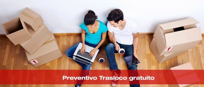 Preventivo Trasloco Milano