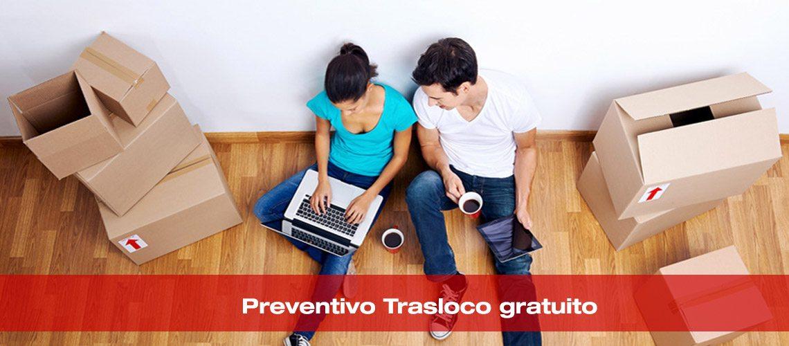 Puoi richiedere un preventivo Trasloco senza impegno, veloce e sicuro