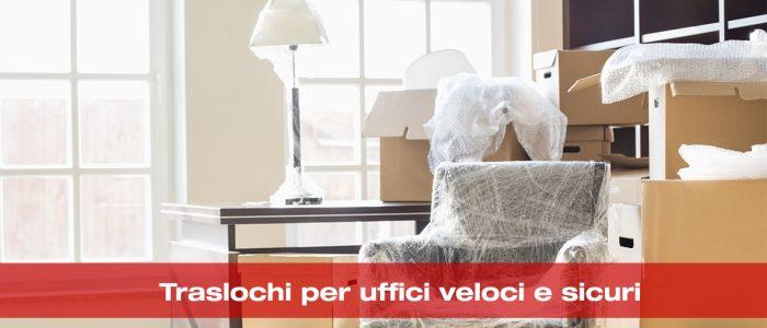 Traslochi per Uffici Milano