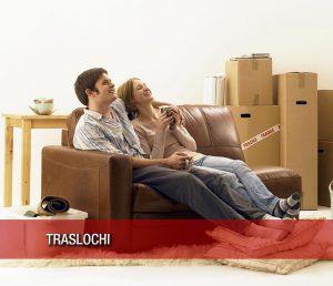 Traslochi Internazionali Gallaratese Milano - Tutte le nostre tipologie di Traslochi