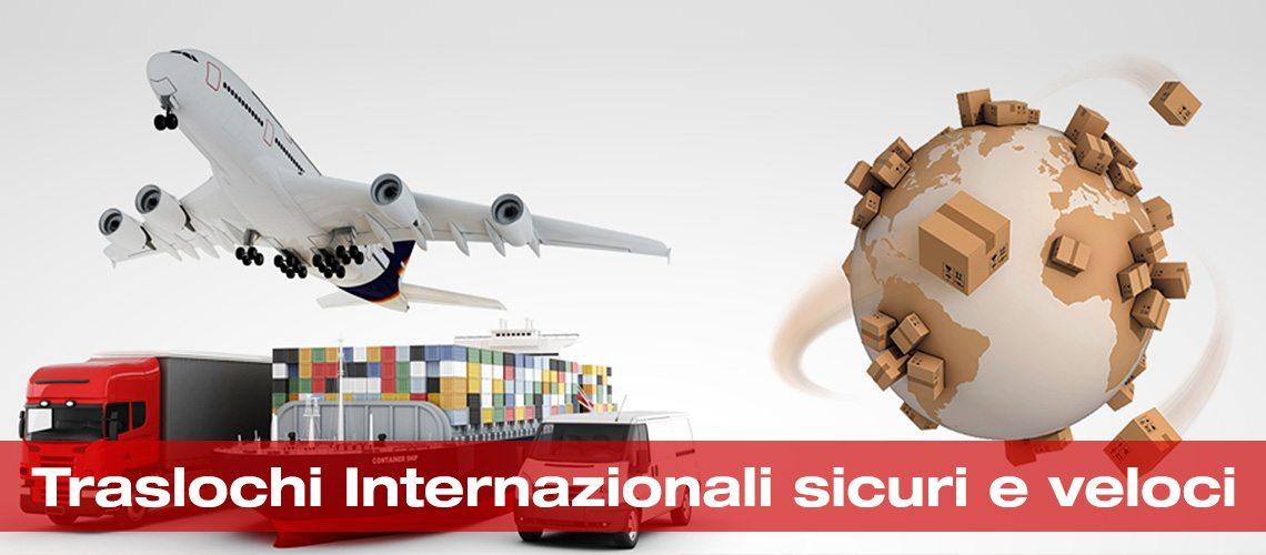 Traslochi Internazionali Assiano - Professionisti nei traslochi Assiano