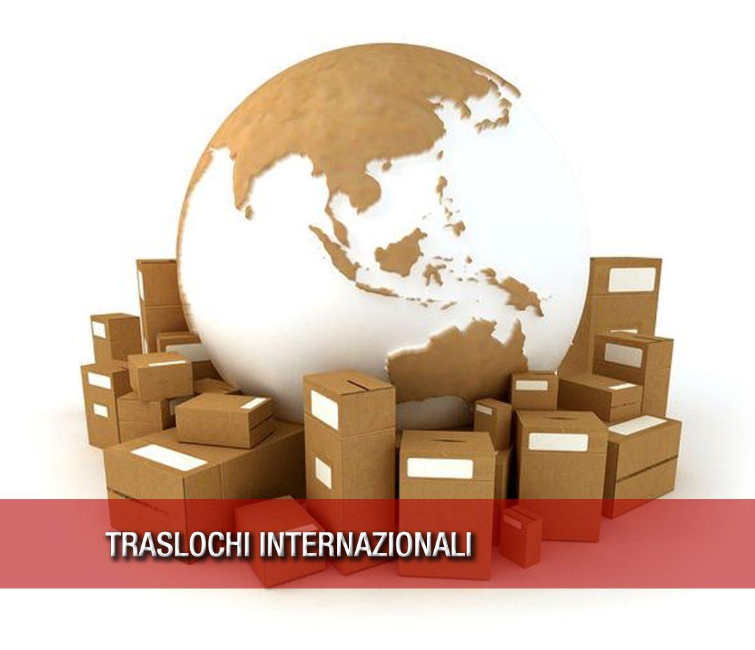 Traslochi Internazionali Porta Monforte
