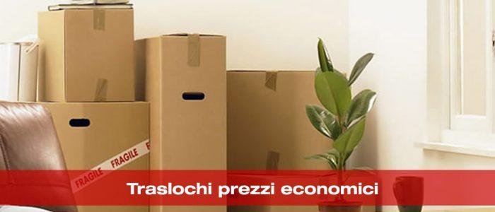 Traslochi Prezzi Milano