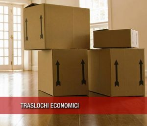 Traslochi fai da te Conchetta - Scopri le nostre offerte sui Traslochi Economici
