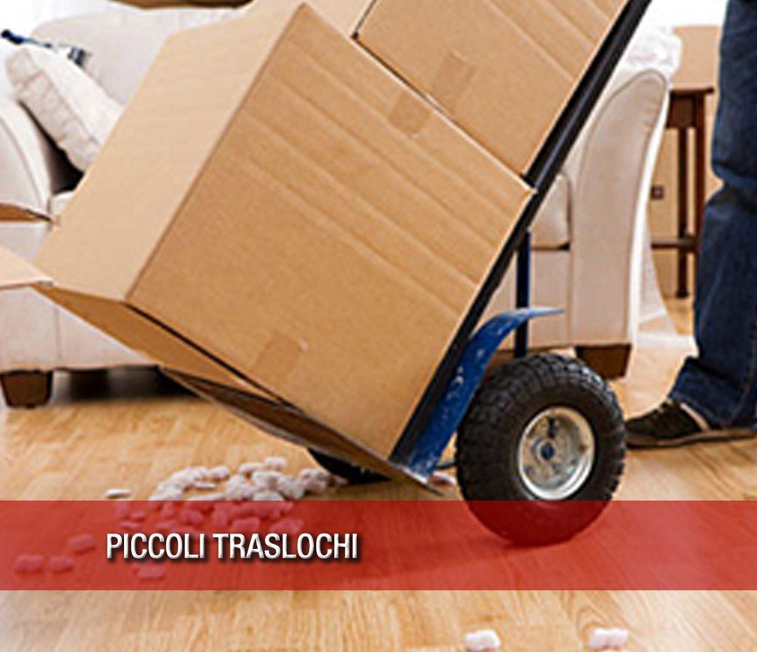 Piccoli Traslochi Novate Milanese