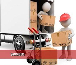 Deposito Mobili Quartiere Comasina - Sgomberi facili e sicuri