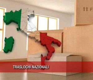 Piccoli Traslochi Cagnola - Siamo leader nei trasporti Nazionali in tutto lo stivale