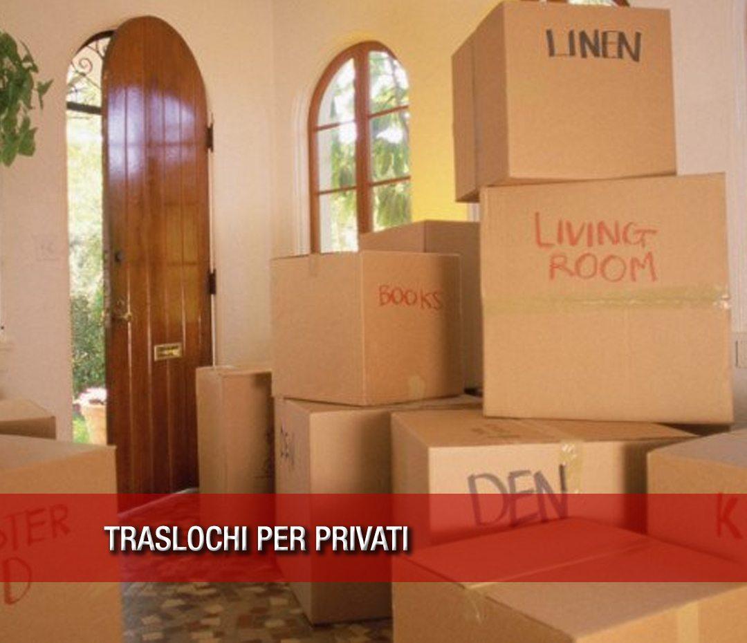 Traslochi Privati Besana in Brianza